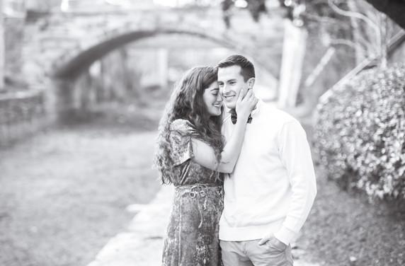 James + Mackenzie | Engaged
