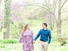 Fredericksburg Engagement Session | Ricky + Kelsey