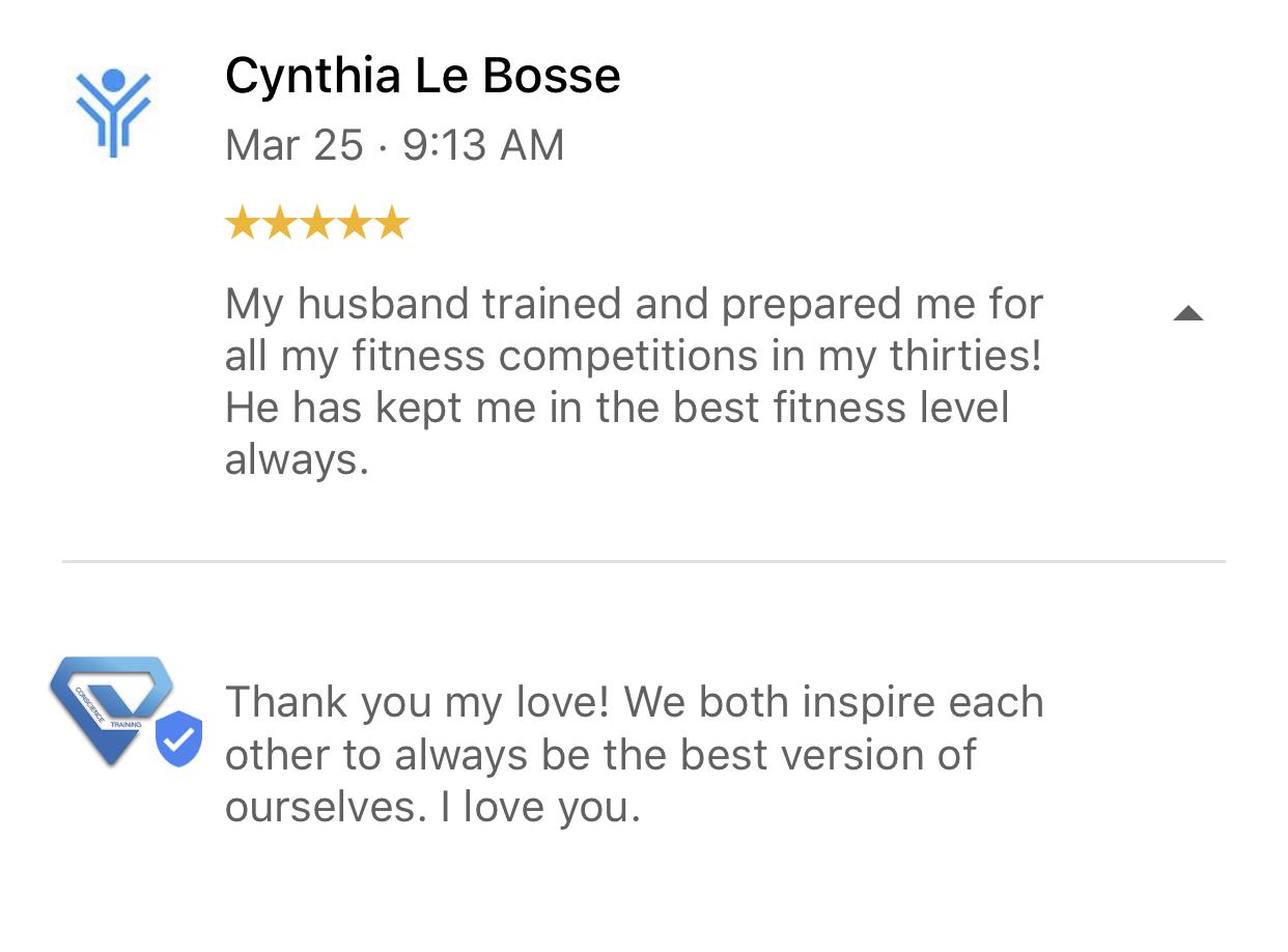 Cynthia Le Bosse