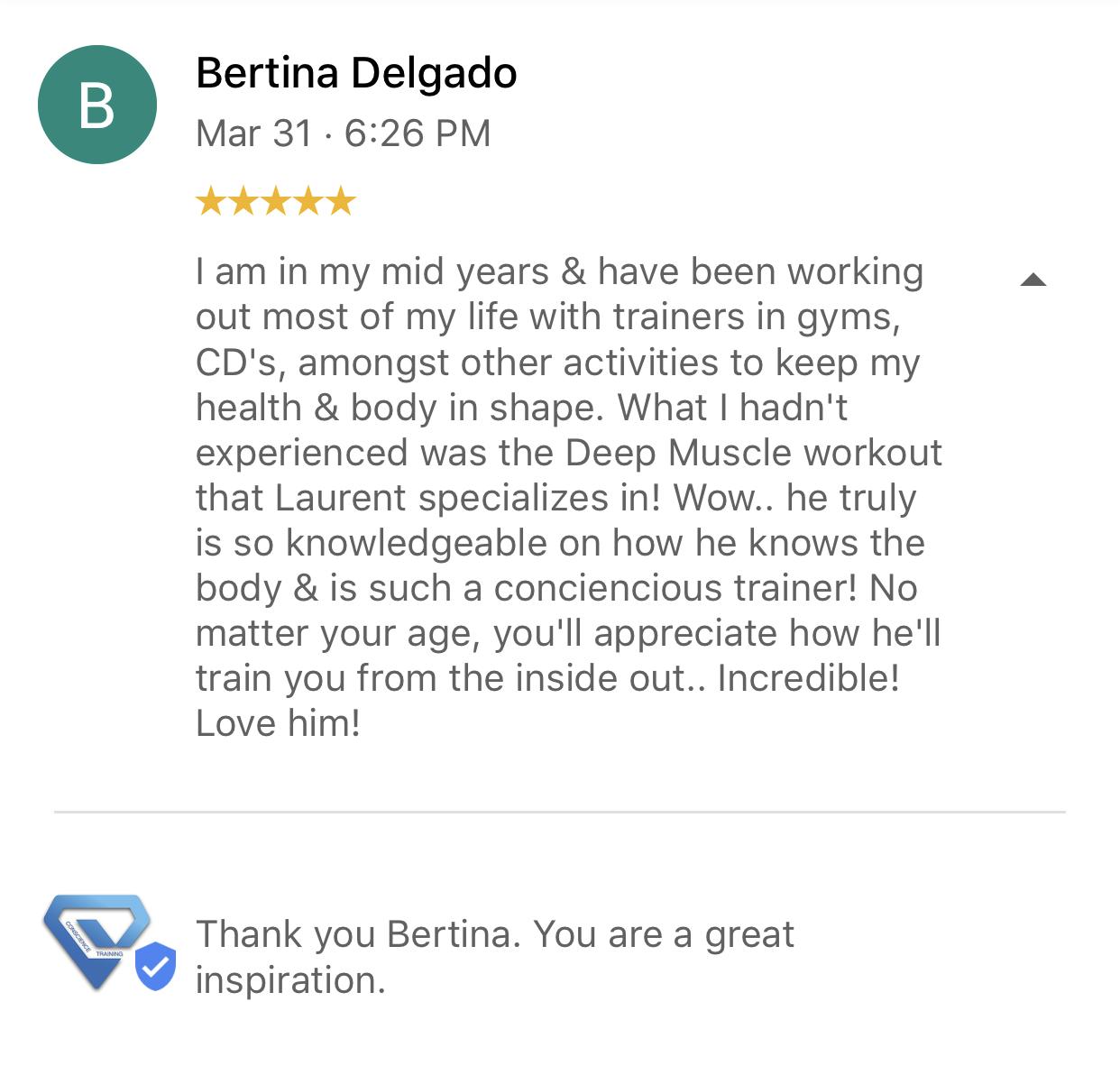 Bertina Delgado