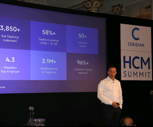 The Ceridian HCM Summit 2019