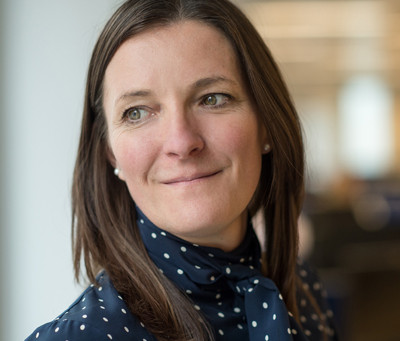 Introducing our inspirational HR business leader, Clare Dyer!