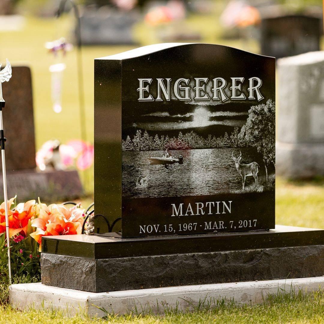 Headstone/Memorial Reset