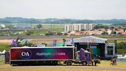 Fashion Truck C&A Lollapalooza (2015)