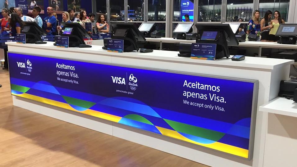 Visa Olympic Games Rio 2016 (2016)