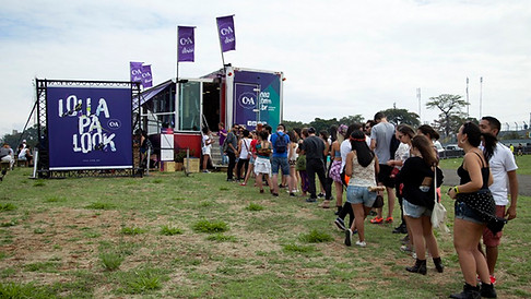 Fashion Truck C&A Lollapalooza (2015)