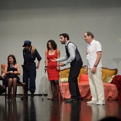 Grupo de teatro español de Lausanne