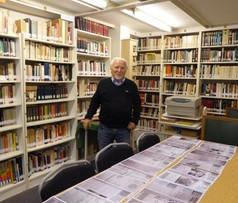 Biblioteca del Ateneo Popular Español en Zúrich