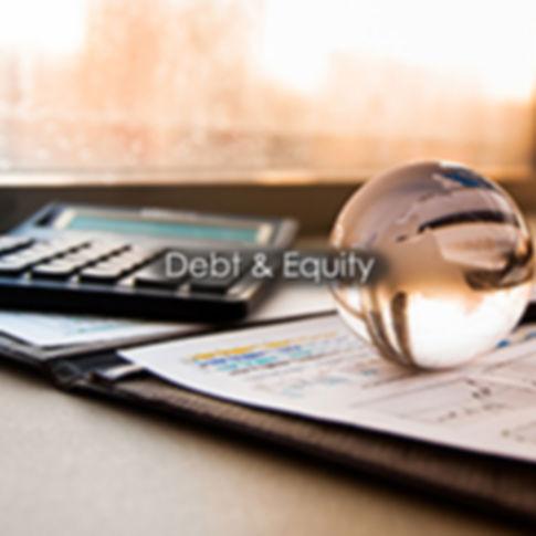 Debt & Equity