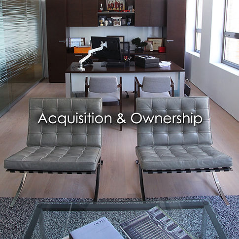 Acquisition and Ownership