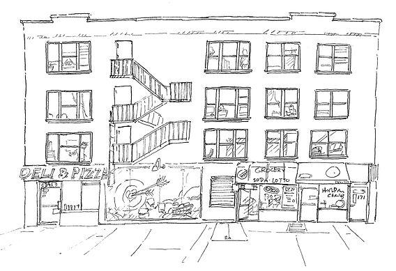 341 7th Avenue Side View illustration.jp