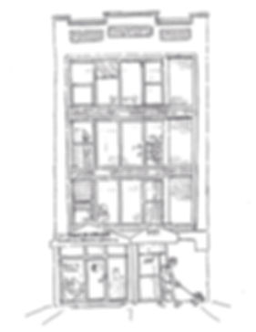 145 West 24th Street illustration for we