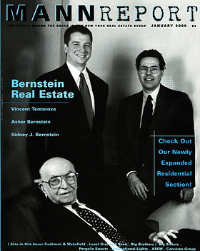 The Mann Report - Bernstein Real Estate
