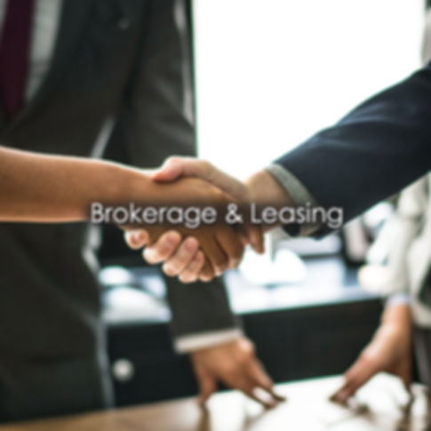 Brokerage & Leasing