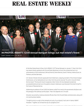 IN PHOTOS_ REBNY's 123rd Annua's finest