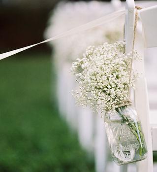 O corredor do casamento