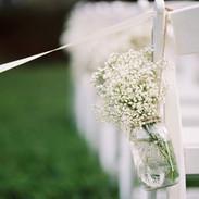 L'allée de mariage
