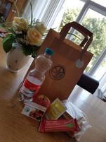 Lunchpakete packen für die Krebsstiftung Osnabrück