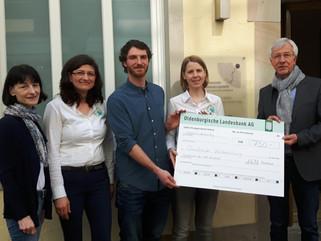 Spende an die Krebsberatungsstelle Osnabrück
