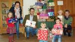 """""""Kinder helfen Kinder"""" der Waldorfkindergarten Bramsche hat Päckchen gepackt"""