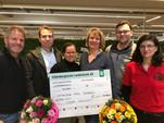 Spendenübergabe an die katholische FABI Osnabrück zugunsten der Kindermahlzeit