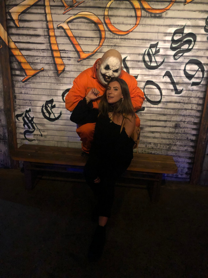 TOP 5 HALLOWEEN ATTRACTIONS IN LA/OC  2019