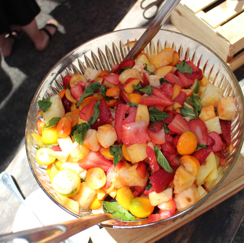 Farmers Fruit Bowl