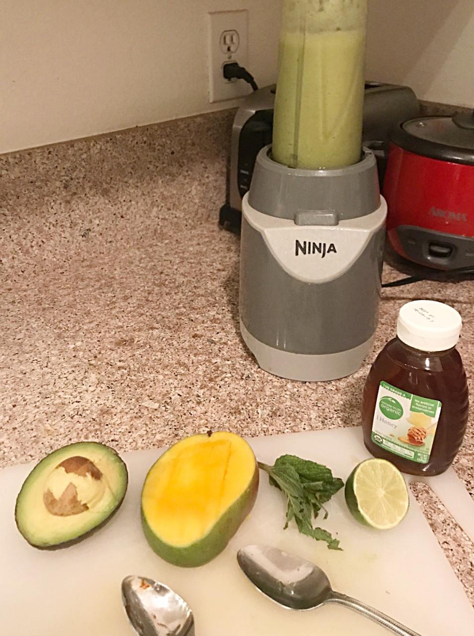 Creamy Mango, Avacado & Lime