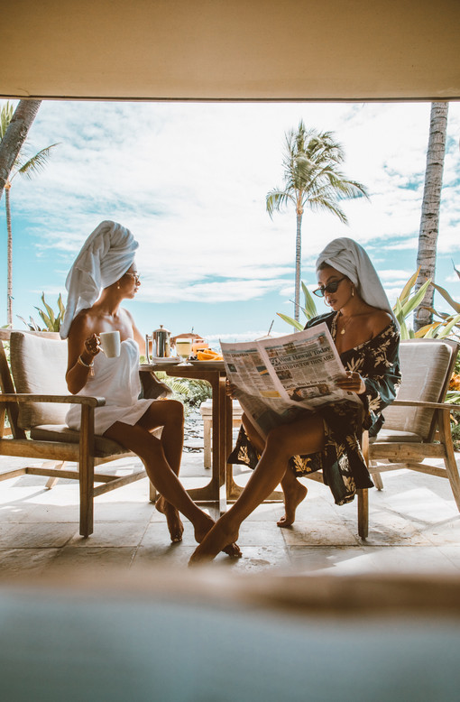 HOW THE FOUR SEASONS HUALALAI STOLE MY HEART