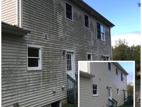 Pressure Washing Vs Soft Washing