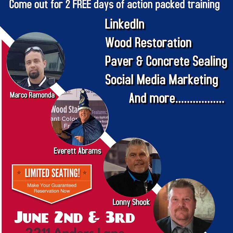 WashMart FREE Training Event