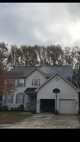 No Pressur Roof Washing NJ, South Jersey's Best Roof Cleaning, GreenWay Roof Washing