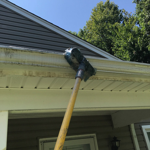 Cherry Hill Gutter Cleaning