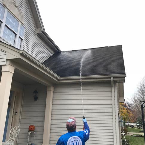 Roof Washing Voorhees