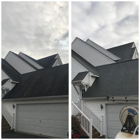 Roof Washing Moorestown