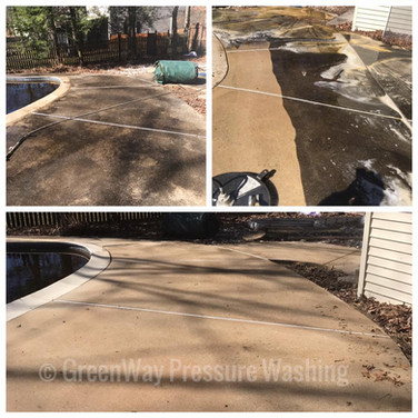 Moorestown Concrete Cleaning