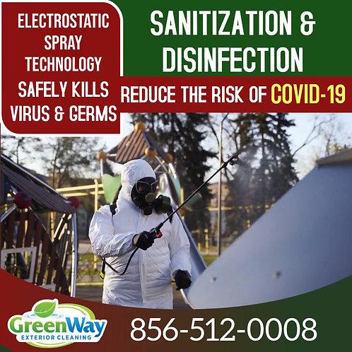 sanitizing video