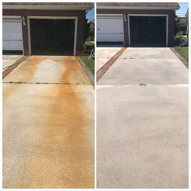 Cherry Hill Rust Removal