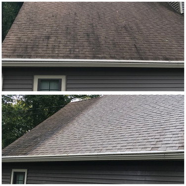 Roof Cleaning Cherry Hill