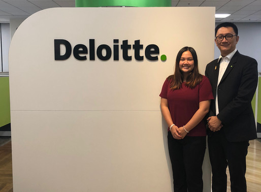Brother at Deloitte in Thailand
