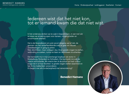 Website & huisstijl | Website & corporate identity