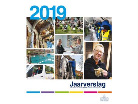 Jaarverslag | Annual Report Fonds Schiedam Vlaardingen e.o.