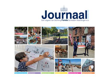 Nieuwe editie Journaal is uit!   New edition of Journaal out now!