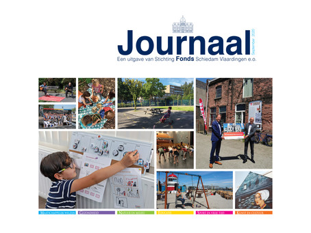 Nieuwe editie Journaal is uit! | New edition of Journaal out now!