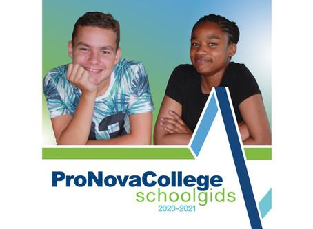 Schoolgids   School guide ProNovaCollege