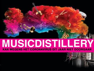 No MusicDistillery in 2020
