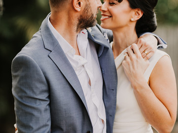 Nicole + Andrew - Committed to each other