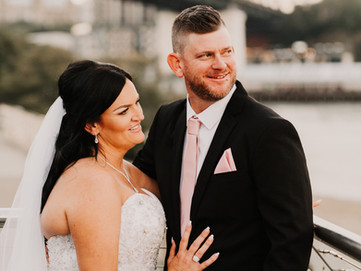 Hope and Stof - A heartfelt vow renewal