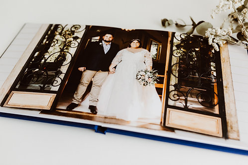 "10x10"" Fine Art Wedding Album"
