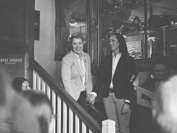 Lisa & Brooke - Wedding Photographer Brisbane